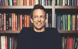 """Seth Meyers On The 'Late Night' Learning Curve & The Beauty Of 'Documentary Now!'s """"Long Shelf Life"""""""