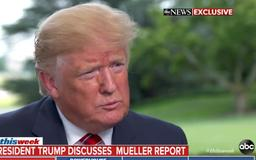 Trump Says He Didn't Speak to Mueller 'Because They Were Looking to Get Us for Lies'