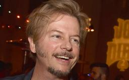 David Spade says he won't joke about Trump on new comedy show
