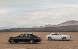 Rolls-Royce Beverly Hills Debuts New Video Starring Two Ghosts