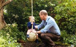 Royal fans spot awkward issue with Kensington Palace's Father's Day post