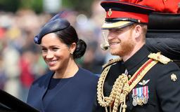 Prince Harry & Meghan Markle's Birthday Post For Prince Philip Includes A Perfect Throwback Photo