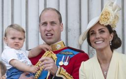 Prince Louis Makes His First Royal Appearance With Kate Middleton, Prince William and Siblings
