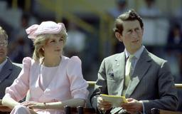 Prince Charles Wraps His Arm Around Princess Diana In Throwback Photo