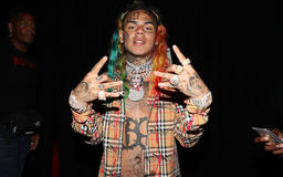 6ix9ine's Baby Mama Dissed the Rapper on Father's Day