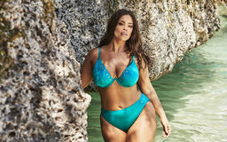 The One Swimsuit Trend Ashley Graham Is Loving For Summer 2019