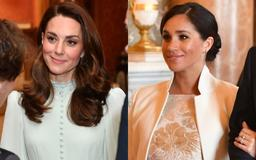 More People Want to Buy Meghan Markle's Shoes Than Kate Middleton's, According to Lyst