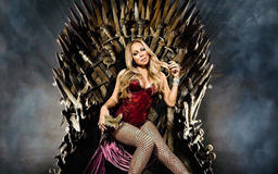 Mariah, RDJ & More Celebs Who've Claimed Game of Thrones' Iron Throne — at Least on Instagram