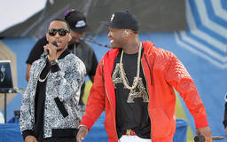Trey Songz Rolls Up On 50 Cent & Sparks A Troll War