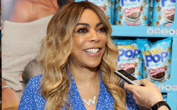 Wendy Williams holds hands with 'very sexy' mystery man amid divorce