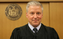 Upstate New York judge suffers fatal heart attack in court