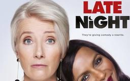 Final Trailer For LATE NIGHT Movie Starring Emma Thompson and Mindy Kaling