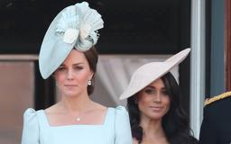 Meghan Markle has overtaken Kate Middleton as the most influential royal style icon, according to a fashion search platform