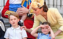 Princess Charlotte Had the Cutest Reaction to Joining Her Brother at School
