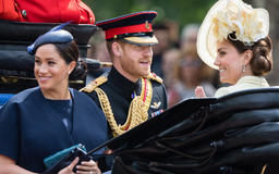 Meghan Markle and Kate Middleton make telling move at Trooping the Colour: 'Nothing makes me more happy'