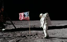 Please, Please Stop Talking About Moon Landing Conspiracy Theories