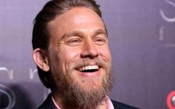 'Sons of Anarchy' Star Charlie Hunnam Looks Unrecognizable With Heavy Beard for New Movie 'Waldo'