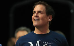 Mark Cuban on status of Lakers: 'The more screwed up they are, the happier I am'