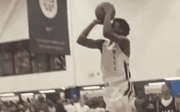 LeBron James' son Bronny hits game-winner at AAU tournament (Video)