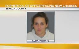 Former police officer accused of having relationship with student facing new charges