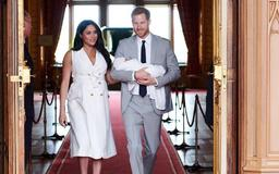 Prince Harry And Meghan Markle Release Brand New Photo Of Baby Archie To Celebrate Father's Day