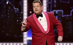 James Corden's 'Late Late Show' visits London, gets silly in Paris