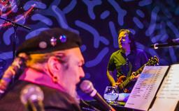 Alabama guitarist on touring with music legend Dr. John