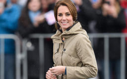 Kate Middleton Rewears One of Her Favorite Boots for the Great Outdoors