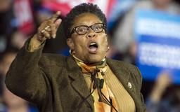 Rep. Marcia Fudge denounces President Trump and his backers on House floor, calls for impeachment inquiry