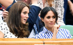 Kate Middleton 'Envies' Meghan Markle's 'Ease in Front of Crowds' at Royal Events