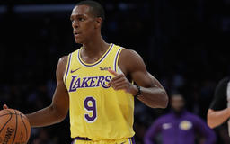 Rajon Rondo: Trade Rumors Took A Psychological Toll On Lakers' Season