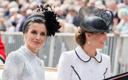 Internet thinks Kate Middleton was 'rude' to Queen Letizia -- here's the truth