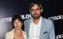 Louis Theroux makes rare comment about his marriage to wife Nancy Strang