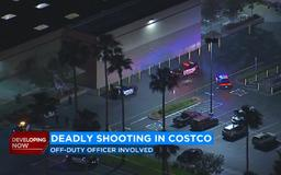 Police say Costco shooting came after man hit off-duty LA police officer
