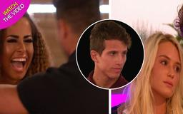 Love Island fans in hysterics over Anton's face during awkward recoupling moment