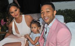 Chrissy Teigen's New Luna Video Shows Her Daughter Already Has Strong Opinions About Girls & Boys — VIDEO