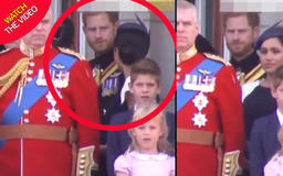 Harry didn't tell Meghan Markle off at Trooping the Colour - here's what really happened