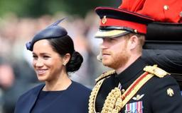 Meghan Markle: I'm Back! Just One Month After Giving Birth!