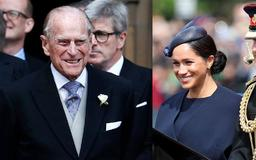Prince Harry and Meghan Markle send birthday wishes to 'Grandpa' Prince Philip