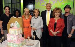Why Trump Was Afraid to Attack Whoopi After His Visit to 'The View'