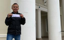 Elementary school student uses his own allowance to pay off lunch debt for his third-grade class