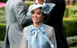 Kate Middleton's dress double up at Royal Ascot
