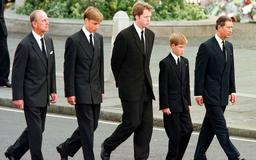 Prince Philip Did This For Prince William After Princess Diana's Shocking Death
