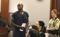 Ex-pro football player held for murder trial in child death