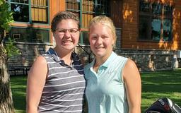 STATE GIRLS GOLF: Hantge handles state stage for strong finish