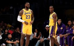 Rondo On LeBron And Lakers Trade Rumors: 'The Person That You Looked Up To And Idolized Doesn't Want You'