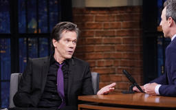 Kevin Bacon on why he loves filming in Boston
