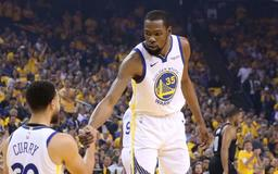 Kevin Durant Being Ruled Out for Game 4 Might Actually Mean the Warriors Are Screwed