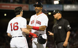 BSJ Game Report: Rangers 9, Red Sox 5 – Rookie not ready in sloppy loss