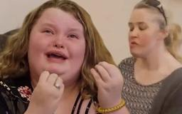 Honey Boo Boo breaks down crying while confronting Mama June about her drug use during intervention: 'I'm scared to stay at your house'